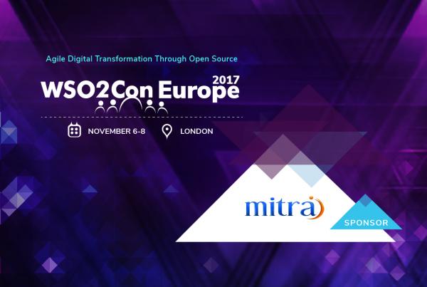 WSO2con Mitra Innovation